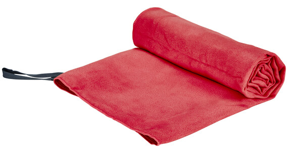 VAUDE Sports II Towel S flame